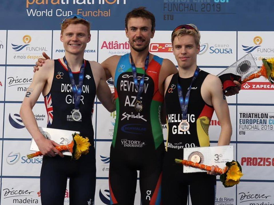 Ростислав Певцов выиграл золото в финале Кубка Европы
