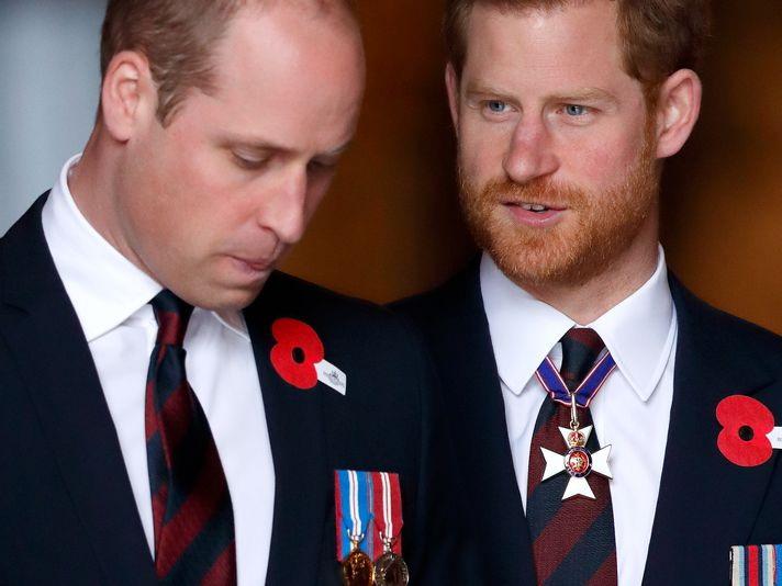 Принц Гарри впервые о конфликте со страшим братом: «У нас разные пути…» - ФОТО