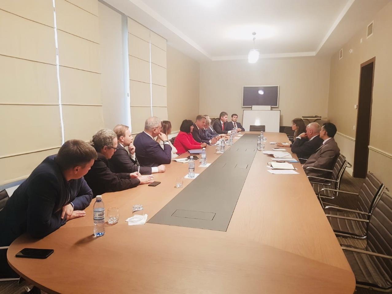 Швейцарские компании расширяют сотрудничество с Азербайджаном - ФОТО