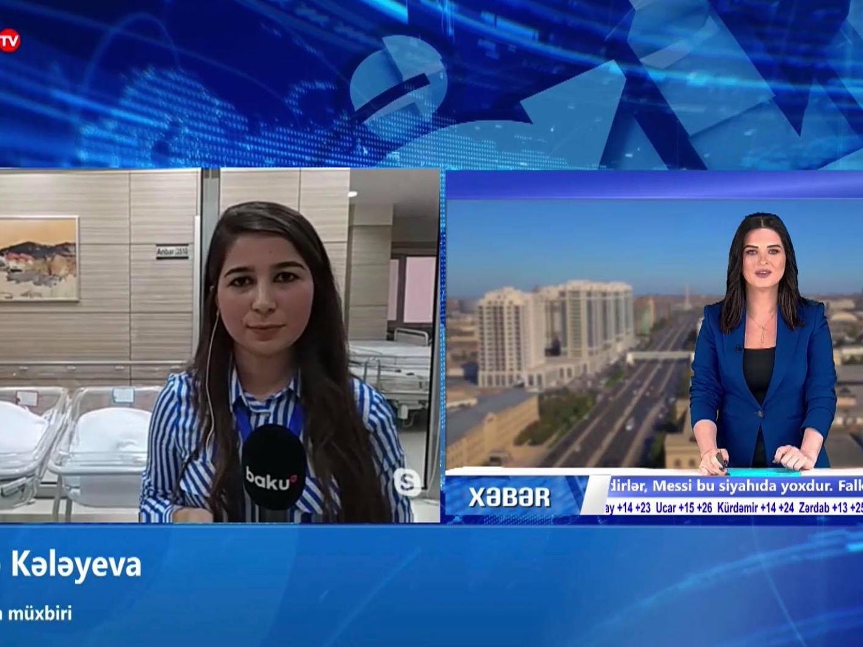 В Азербайджане у 64-летней женщины и 70-летнего мужчины родились близнецы - ВИДЕО