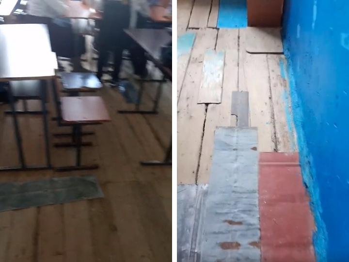 Минобразования отвечает на запрос читательницы: когда ждать ремонта в Мухтадырской средней школе? – ФОТО – ВИДЕО