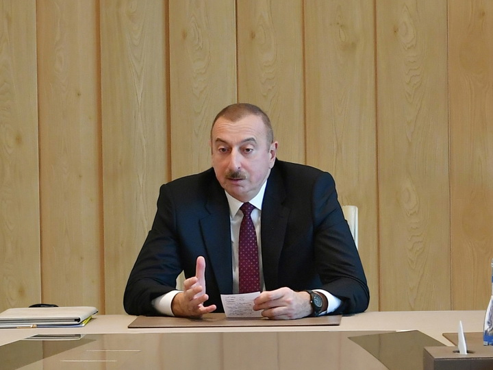 Что стоит за кадровыми реформами Ильхама Алиева?