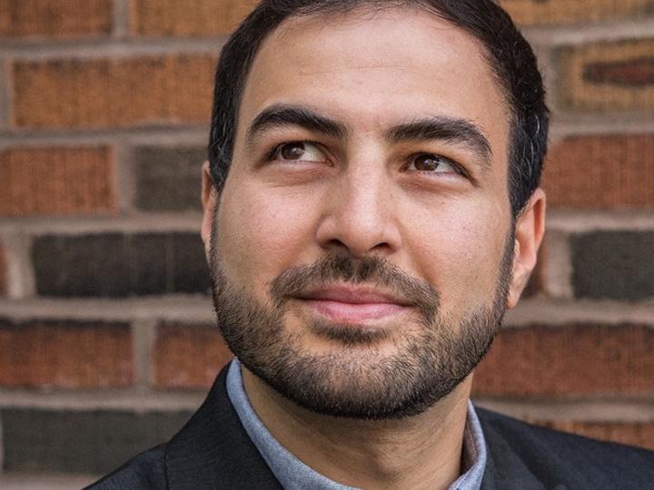 Азербайджанец как кандидат в депутаты Канады – ФОТО