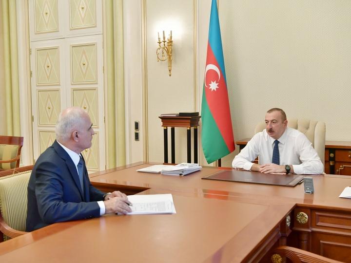 Президент Ильхам Алиев: Необходимо создать для местных компаний прекрасный бизнес-климат