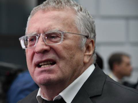 Жириновский призвал ввести в России многоженство