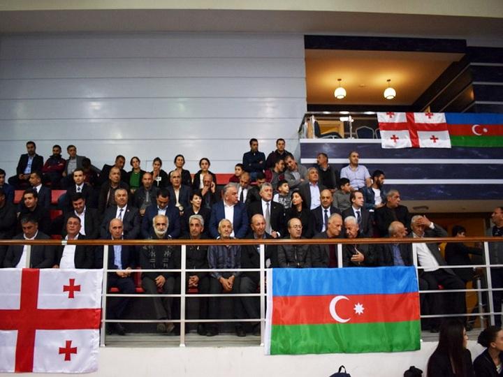 Marneulidə yaşayan soydaşlarımız üçün möhtəşəm konsert təşkil olunub – FOTO