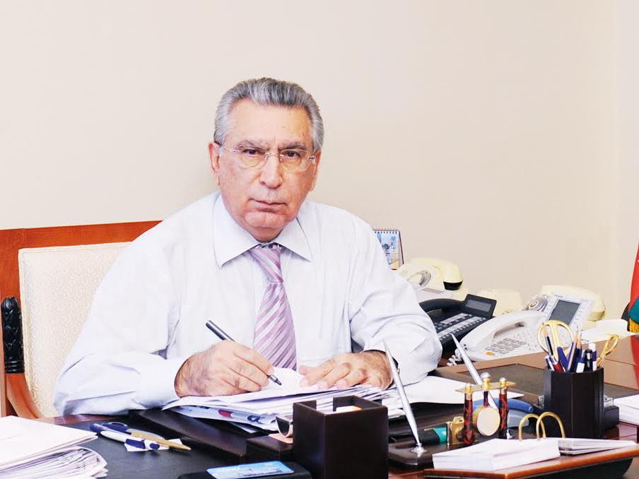 Рамиз Мехтиев освобожден от занимаемой должности