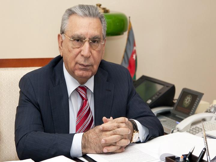 """Ramiz Mehdiyev """"Heydər Əliyev"""" ordeni ilə təltif edilib"""
