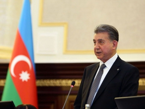 """Akif Əli Zadə 1-ci dərəcəli """"Əmək"""" ordeni ilə təltif edilib"""