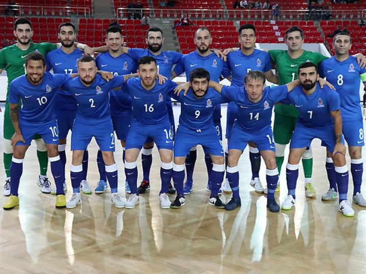 Азербайджан стартовал с победы над Молдовой