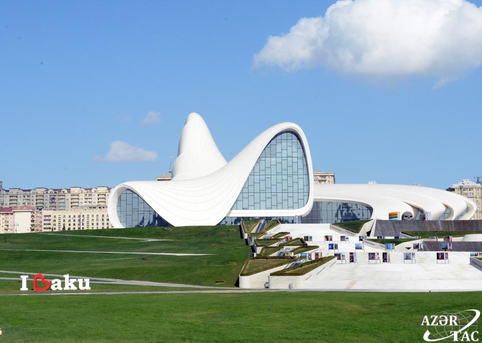 Супруга Президента Пакистана ознакомилась с достопримечательностями Баку