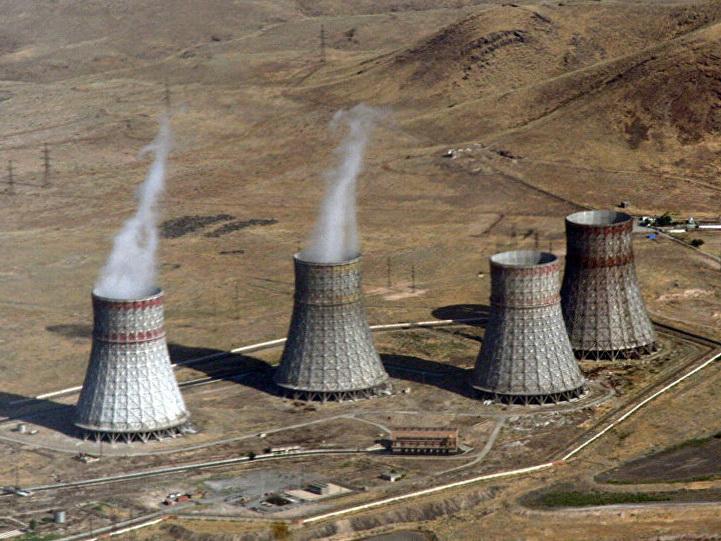 Россия одобрила продление кредитного соглашения по Армянской АЭС