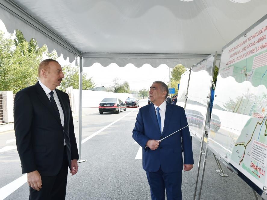 Ильхам Алиев главе Госагентства: Не раздувай цифры! - ВИДЕО