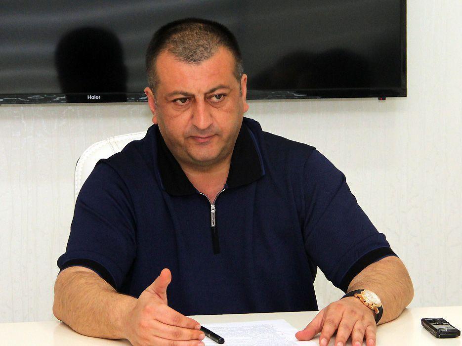 """Zaur Axundov: """"DÇ-2016-dakı uğurumuzu təkrarlamaq istəyirik"""""""