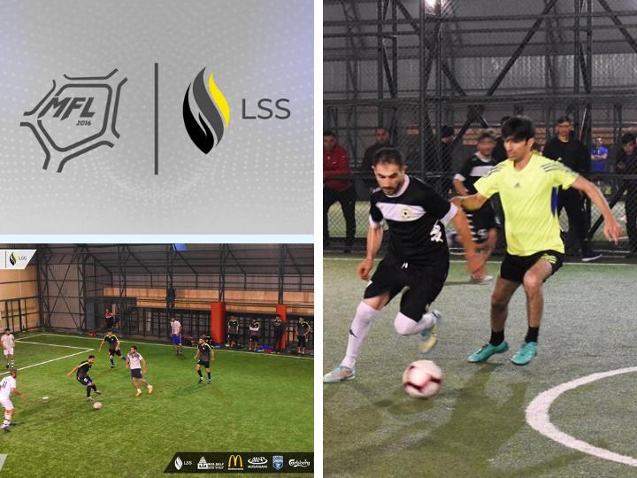 """LSS MFL 2019/20 Liqasının III və IV turları: """"Tiyagani""""dən darmadağın, """"Beerbaşa"""" """"Peçat Dönər""""lə sülh bağladı – FOTO – VİDEO"""