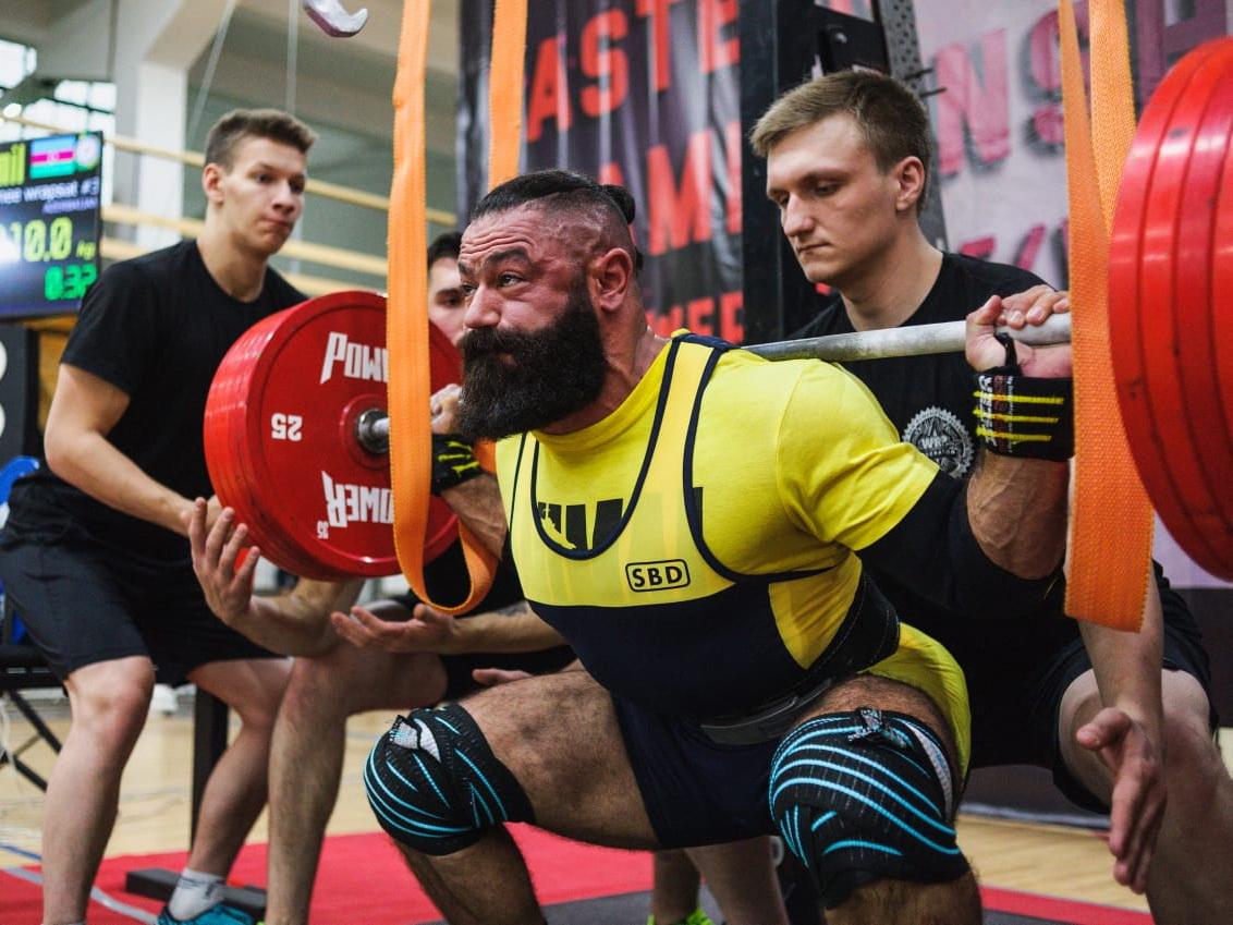 Рамиль Ахмедов успешно выступил на чемпионате Восточной Европы в Санкт-Петербурге – ФОТО – ВИДЕО