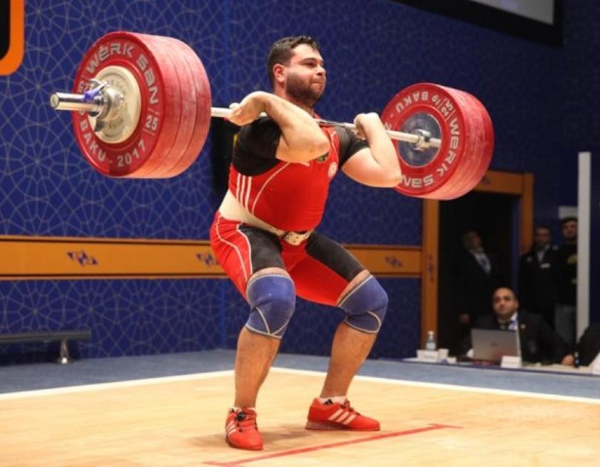 Atletimiz beynəlxalq turnirdə gümüş medal qazanıb