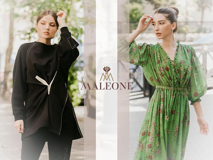 Ведущие бренды из России в Баку: Вас ждет мультибрендовый бутик Maleone – ФОТО – ВИДЕО