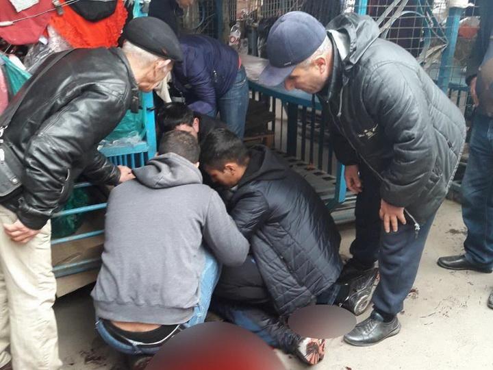 Азербайджанские торговцы устроили кровавую драку на кишиневском рынке – ФОТО – ВИДЕО
