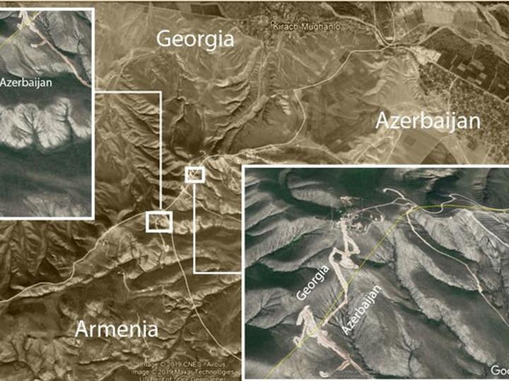 Армяне и Bellingcat сеют раздор между Азербайджаном и Грузией - ФОТО