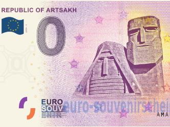 Очередная армянская провокация: Изготовлена банкнота на тему «Арцах» - ФОТО