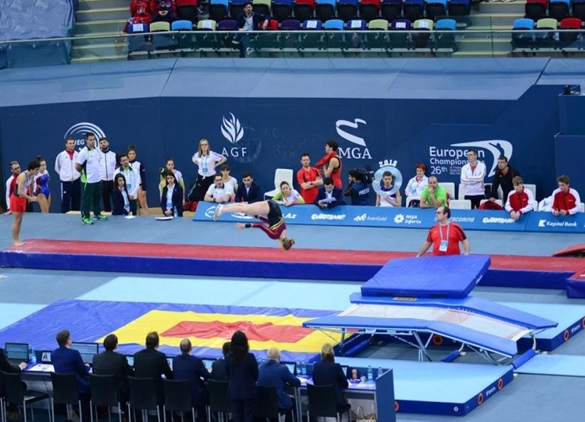 Tamblinq və batut gimnastikası üzrə Azərbaycan çempionatları keçiriləcək