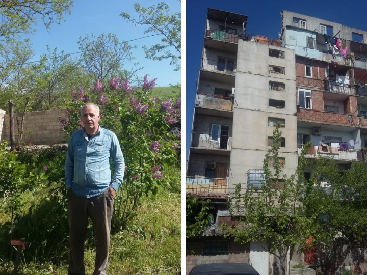 «Есть «купчая» и решение суда, но в моей квартире 25 лет живут другие»: История полу-жильцов бакинского полу-дома – ФОТО
