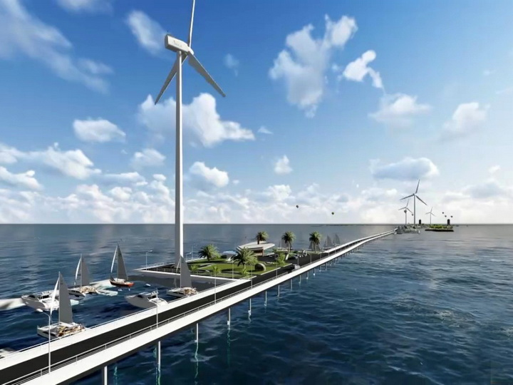 В Баку планируется строительство дороги, которая соединит острова Пираллахи и Чилов - ФОТО