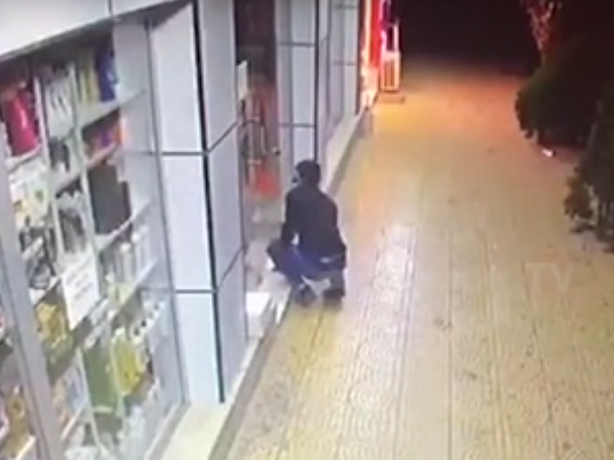 В Баку воры, обокравшие магазин, стали «телезвездами» – ВИДЕО