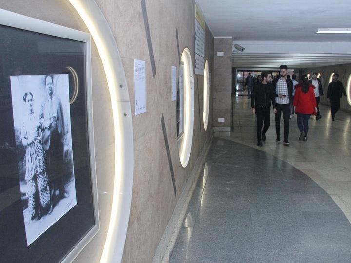 В Бакметрополитене открылась выставка, посвященная мексиканке Фриде Кало – ФОТО - ОБНОВЛЕНО