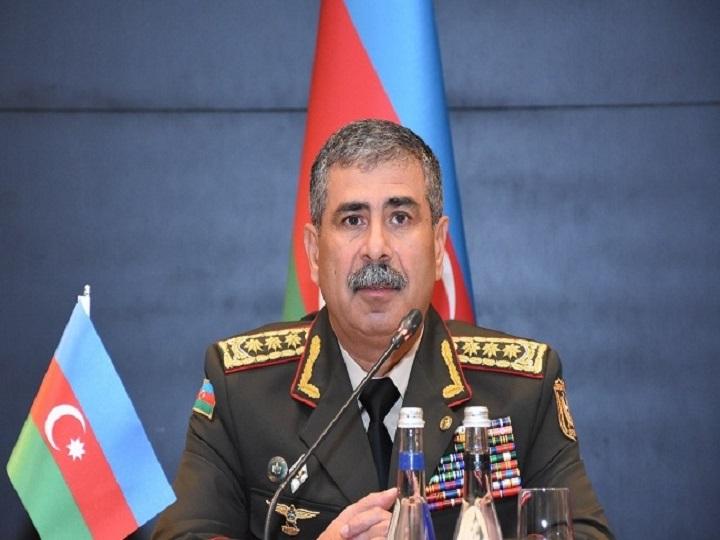 Zakir Həsənov: Ermənistanın tutduğu qeyri-konstruktiv mövqe regional təhlükəsizliyə ciddi təhdiddir