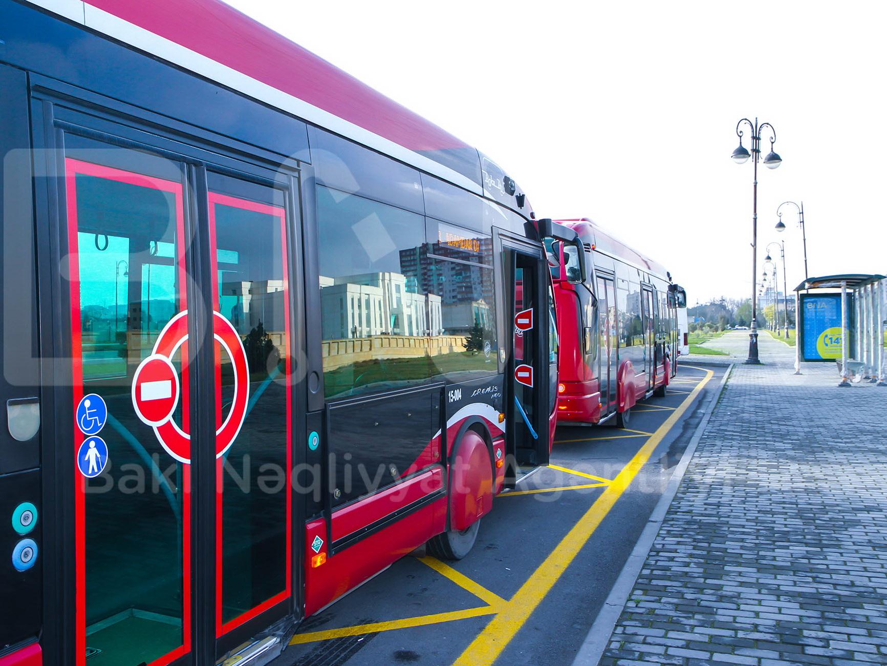 В Баку открылся большой транспортный хаб - ВИДЕО