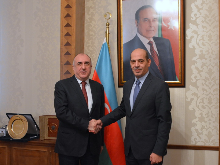 Эльмар Мамедъяров: Азербайджан заинтересован в развитии сотрудничества с Иорданией