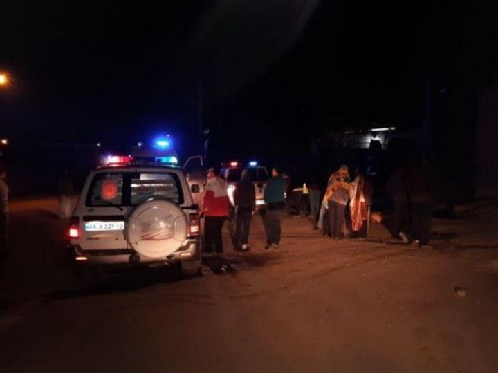 Есть погибшие и пострадавшие: cильное землетрясение в Иране ощущалось и в Азербайджане – ФОТО