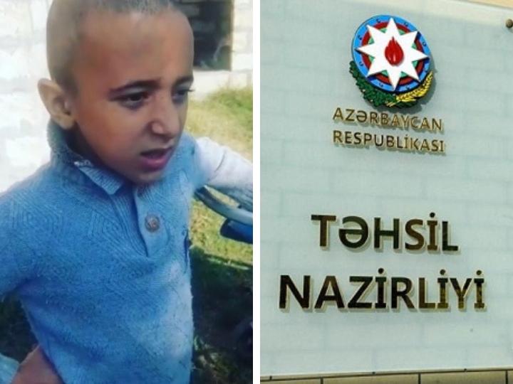 Госкомитет об 11-летнем мальчике из Агдаша: Он помещен в больницу, стоит вопрос об ограничении матери в родительских правах - ФОТО - ВИДЕО - ОБНОВЛЕНО