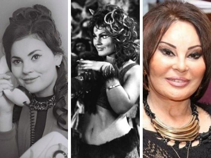 Год без Амалии Панаховой: Какой мы будем помнить одну из самых красивых актрис своего поколения? – ФОТО