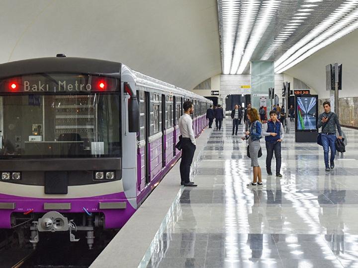В Бакинском метро построят двухуровневые станции