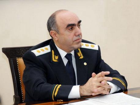 Закир Гаралов примет граждан на Абшероне