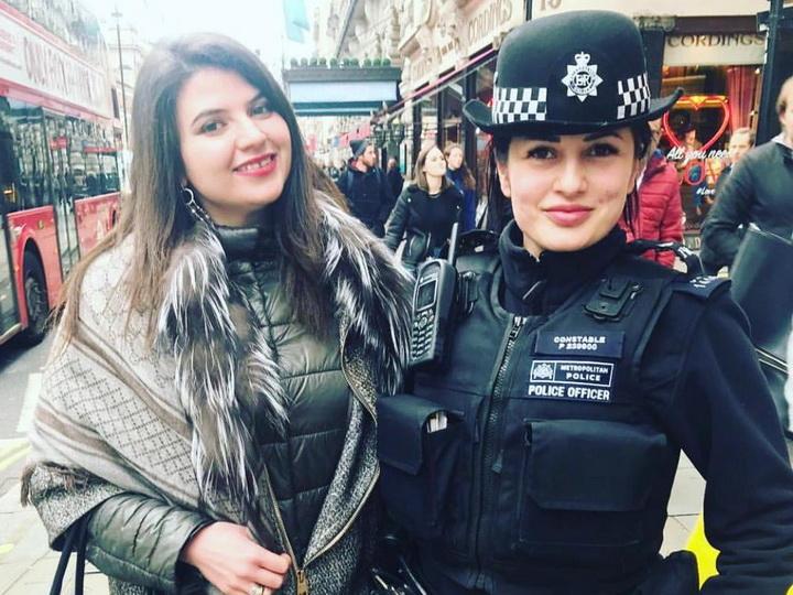 «Вдохновляющие женщины»: Азербайджанка-полицейский из Лондона рассказала, как бороться с сексизмом – ФОТО