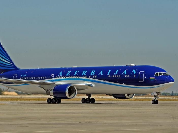Самолёт Нью-Йорк - Баку вынужденно сел в Гяндже