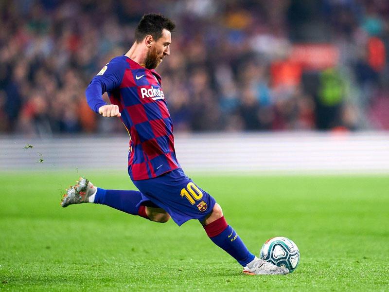 Messi Ronalduya şərik oldu