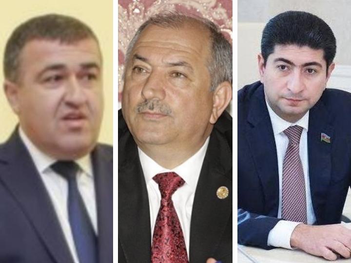 Досье: Кто они – новые главы ИВ районов Баку? - ФОТО