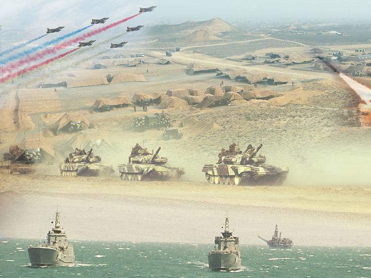 Азербайджанская армия проведет оперативные учения