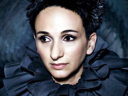 Айдан Салахова: «После меня имя Айдан стало в Баку самым популярным» - ФОТО