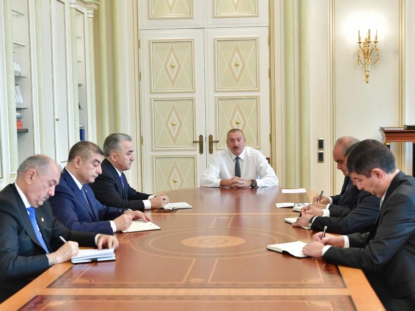 Работа по-новому: Президент Ильхам Алиев о главных составляющих дальнейшего развития Азербайджана
