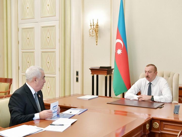 Президент Ильхам Алиев: Азербайджан превратился в очень надежную и важную транзитную страну - ФОТО - ВИДЕО