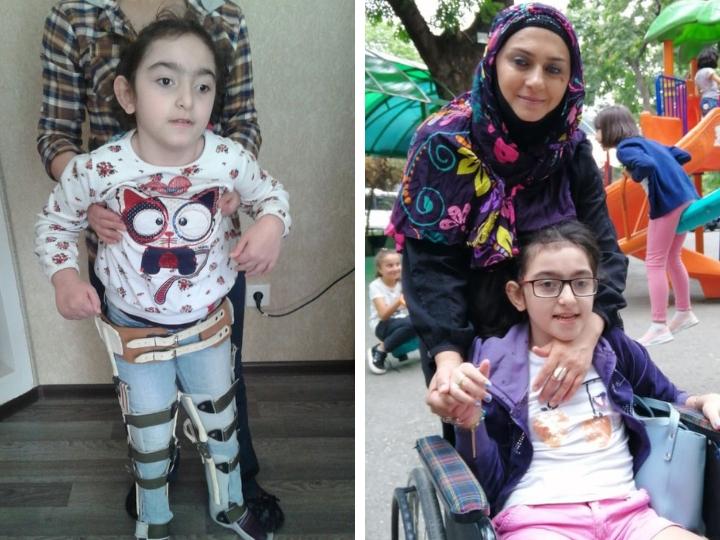 Помогите Назрин: у нее есть шанс на выздоровление – ФОТО