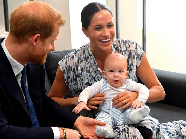 Меган Маркл намерена нарушить одну из основных королевских семейных традиций - ФОТО