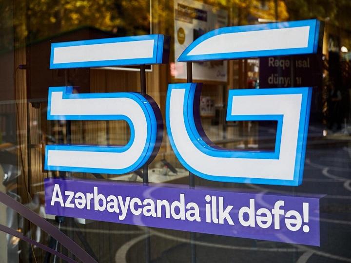 Azercell Bakının mərkəzində Azərbaycanda ilk 5G şəbəkəsini işə salır – FOTO
