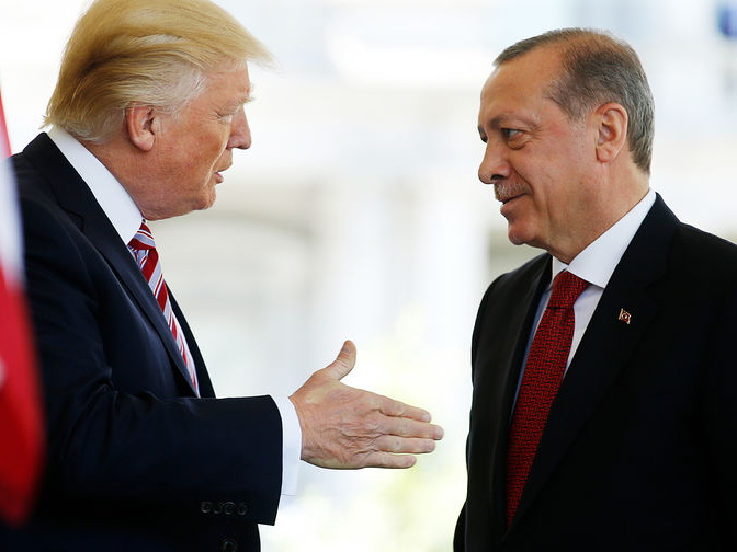 Washington Post: Трамп предложил Эрдогану сделку на 100 миллиардов долларов